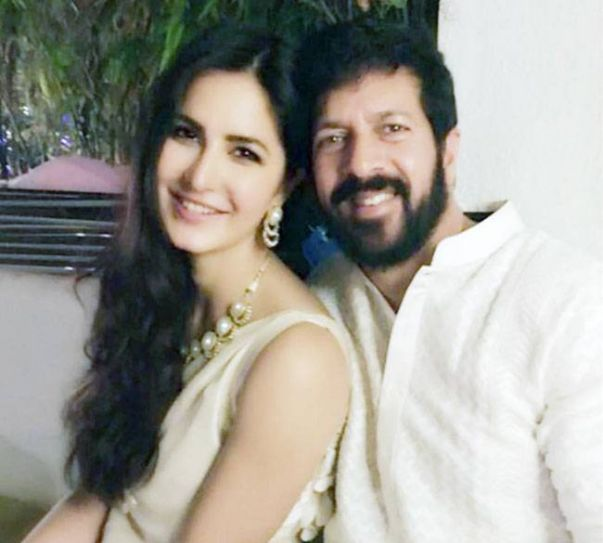 Katrina Kaif and Kabir Khan