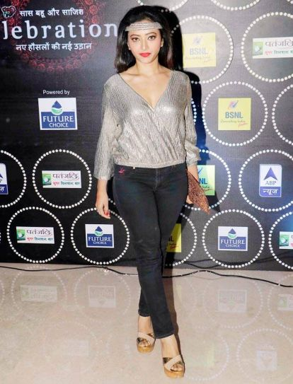 Chandranandini star and National Award winning actress Shweta Basu Prasad also made it to the event.