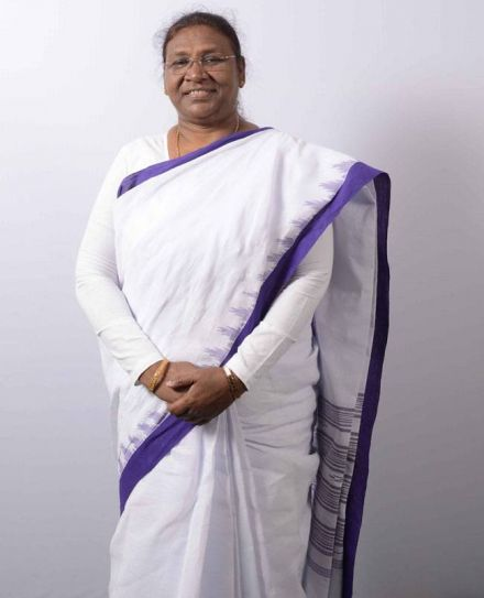Draupadi Murmu, Governor of Jharkhand (Ranchi)