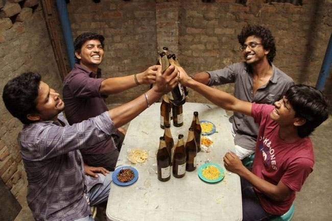 A still from Uriyadi