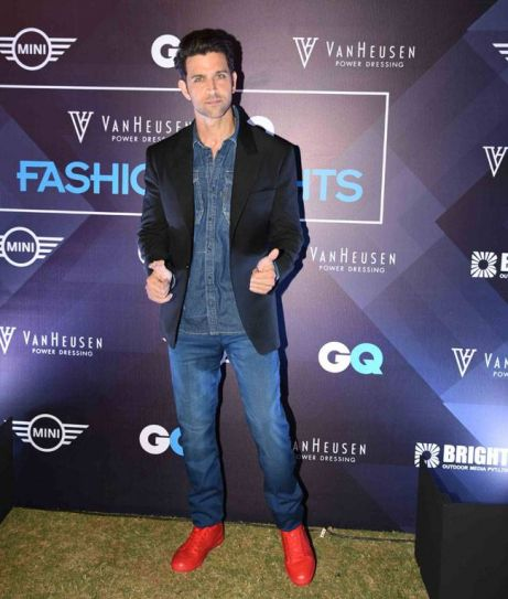 Bollywood actor Hrithik Roshan made the event even more special with his presence.