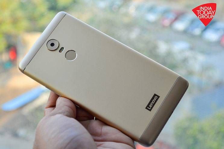 Lenovo K6 Note: All that glitters