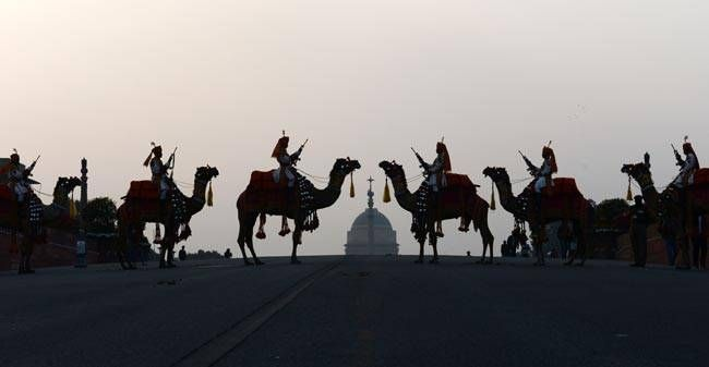 Beating the Retreat ceremony will mark the culmination of the four-day-long Republic Day celebrations at the Vijay Chowk in New Delhi.