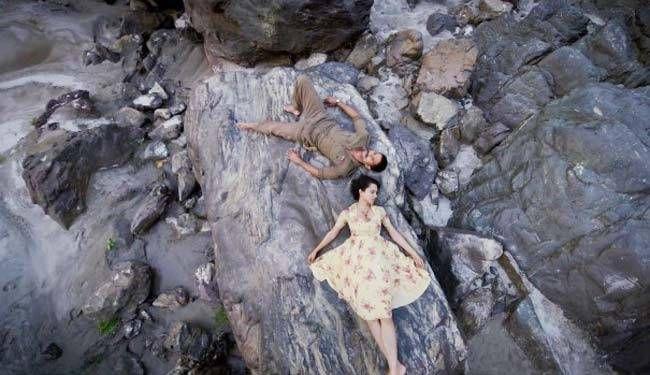 Shahid Kapoor and Kangana Ranaut in a still from Rangoon