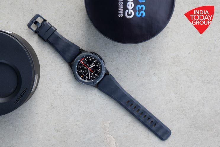Samsung Gear S3: What goes around