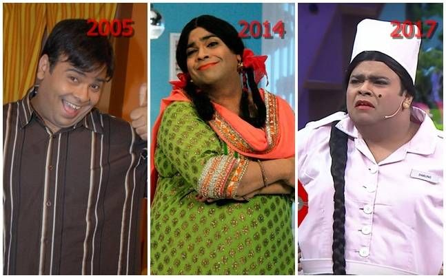 Kiku Sharda: The Great Indian Laughter Challenge has provided platform to many a comedian. Kiku Sharda is one of them. He also rose to fame with F.I.R as Constable Mulayam Singh Gulgule and later on did Comedy Circus also. His Palak act in Comedy Nights W