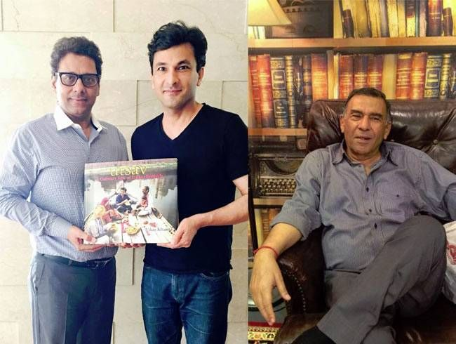 """The first copy of Utsav to be auctioned by Vikas Khanna was bought on February 14, 2017, by Rasesh Kanakia. The copy sold for Rs 30 lakhs, and Khanna took to social media with these words: """"This will be used to serve 2,00,000 meals through smilefoundation"""