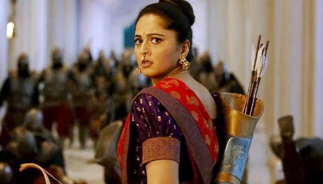 Anushka Shetty as Devasena