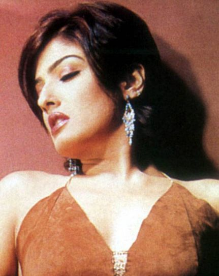 Raveena tandan sexy video
