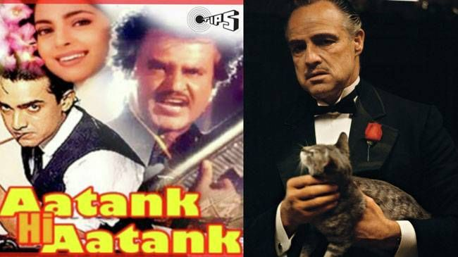 Aatank Hi Aatank - The Godfather