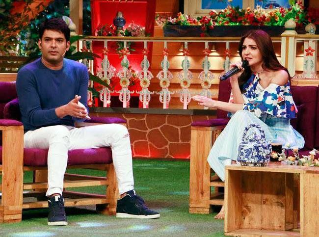 Anushka Sharma, Kapil Sharma
