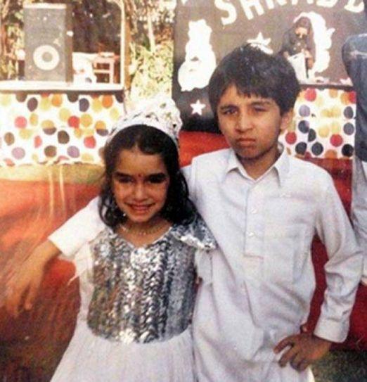 Shraddha Kapoor and Siddhanth Kapoor