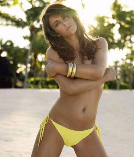 Elizabeth hurley bikini photo gallery
