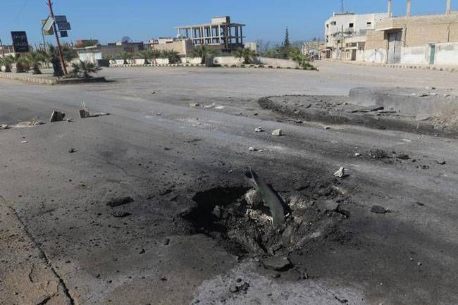 carter in idlib after gas attack