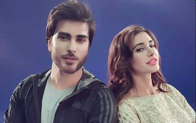 Imran Abbas and Nargis Fakhri