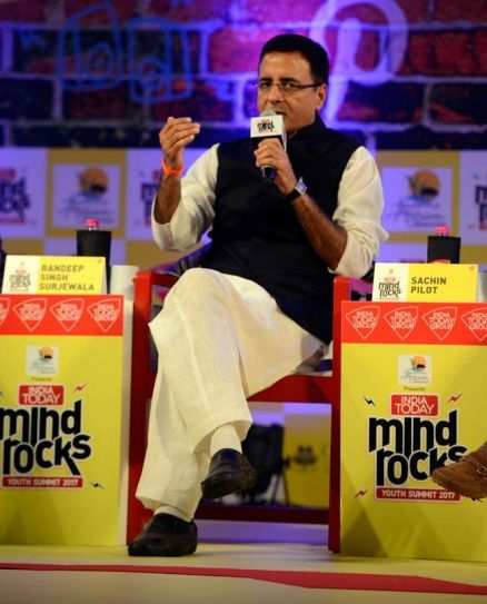 Randeep Singh Surjewala Congress Communication in-charge