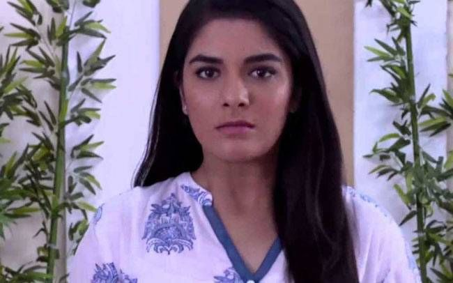 TV actress Pooja Gor in a still from the show
