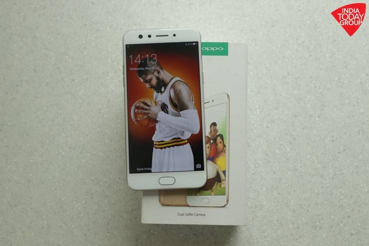 Oppo F3: Superb selfies, premium design