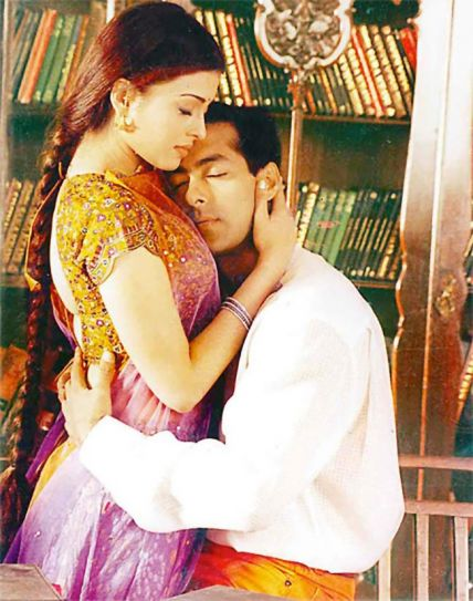 Salman Khan and Aishwarya Rai Bachchan