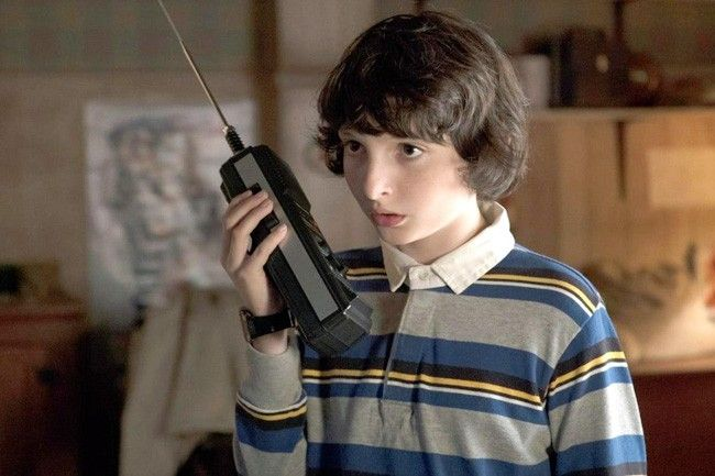 A still from the show Stranger Things