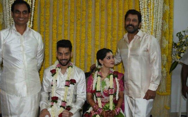 Mannu Ranjith and Akshita