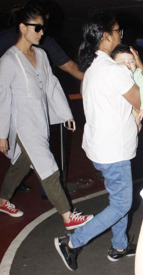 Kareena Kapoor Khan, Taimur Ali Khan Pataudi