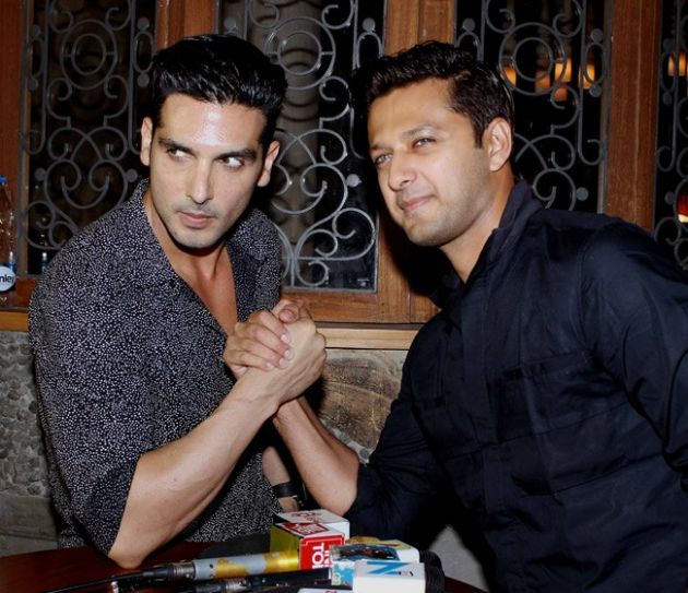 Zayed Khan, Vatsal Seth