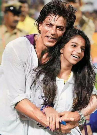 Suhana Khan, Shah Rukh Khan,