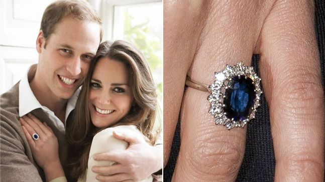 This is how much the British Royal engagement rings have cost