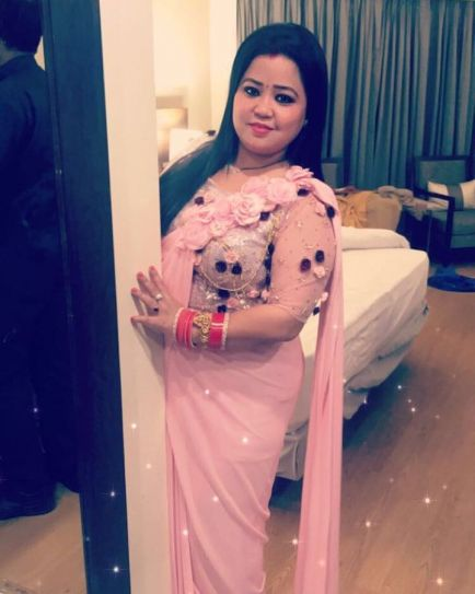 7 breathtaking pics of comedy queen Bharti Singh post ...