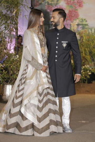 What Is A Wedding Reception.Sonam Anand Wedding Reception Ranbir Alia To Katrina