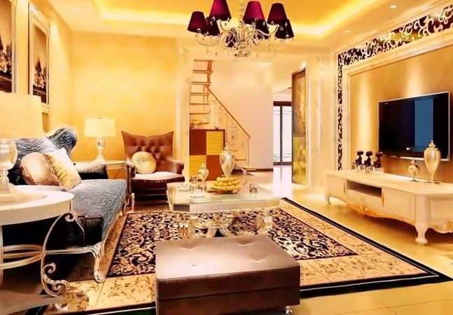 What Ambani Residence Antilia Looks Like From Inside See Pics