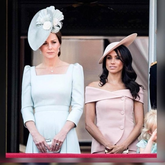Gallery Meghan Markle Best Fashion Moments On Suits: Meghan Markle And Kate Middleton Together In Pics: Best