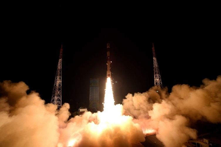 Isro launches satellites for UK | See pics | IndiaToday