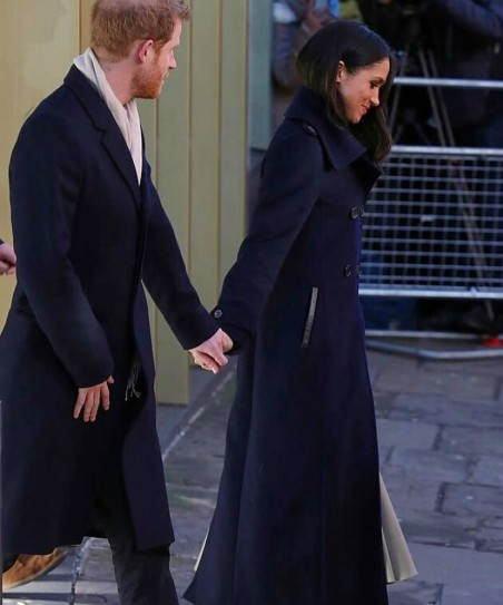 Prince Harry And Meghan Markle Love Story In Pics: Modern