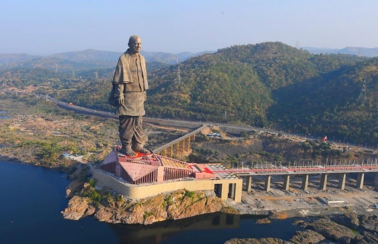 Statue of Unity for Rs 3,000 crore: What do world's tallest statues