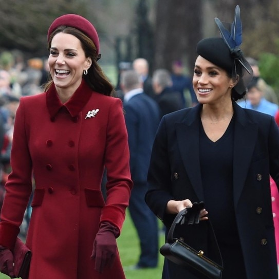 Meghan Markle And Kate Middleton Fight? Royal Family Gets