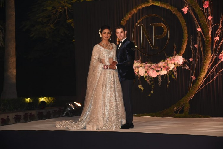 Priyanka Chopra And Nick Jonas Wedding Reception All Photos 50 Pics