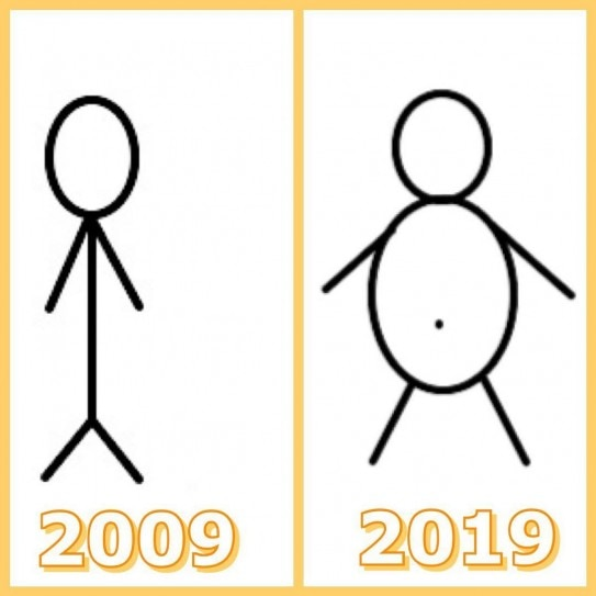 the best 10 year challenge memes part 2 how many have you. Black Bedroom Furniture Sets. Home Design Ideas