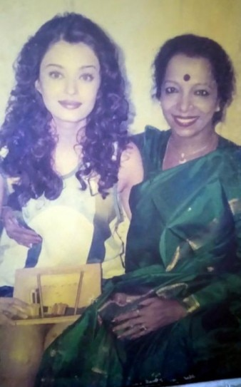 Even Aishwarya Rai cannot recognise herself in these pics