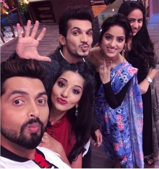 New Mommy Deepika Singh Turns Kitchen Champion Shoots With