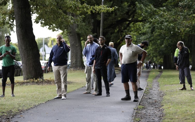 New Zealand Shooting Image: New Zealand's Worst-ever Mass Shooting That Left 49 Dead