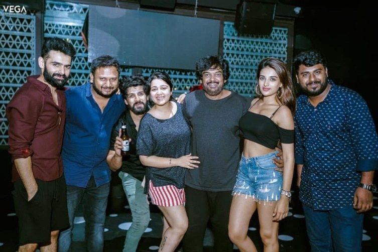Nidhhi Agerwal turns up the heat with special song in Ram