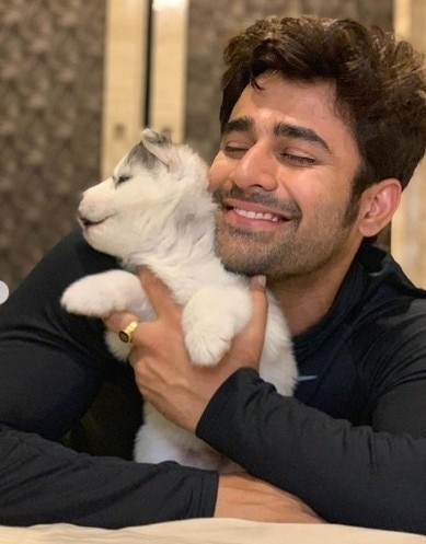 Naagin 3 actor Pearl V Puri introduces his baby boy  See