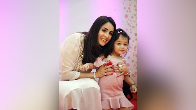 Chahatt Khanna opens up on challenges of being a single mom