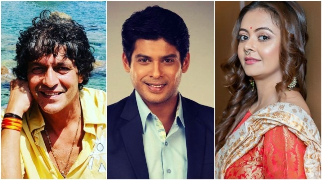 Bigg Boss 13 Tentative List Chunky Panday To Devoleena