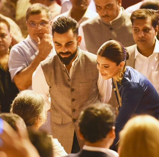 This viral video of Virat and Anushka won the hearts of people