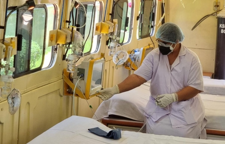 ICU on Wheels: KSRTC launches movable ICU & Oxygen services in Bengaluru