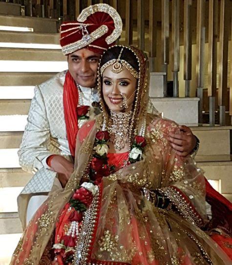 Hrishita Bhatt and Anand Tiwari