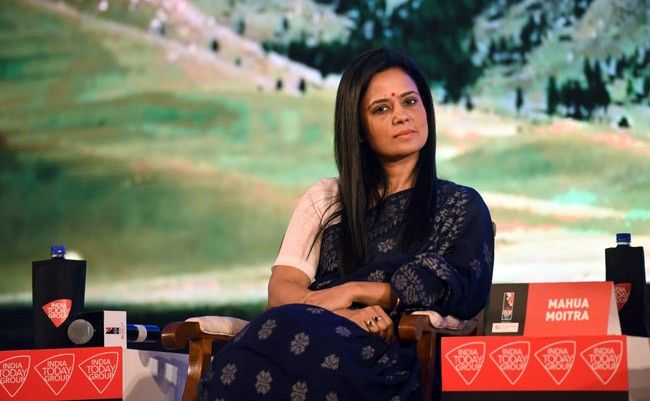 Mahua Moitra at India Today Conclave East 2017